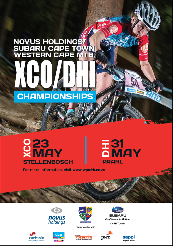 WP XCO Champs Poster